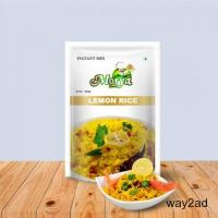 Lemon Rice 200gm - Morya Minerals & Foods