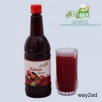 Kokum Syrup 750ml - Morya Minerals & Foods