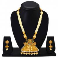 Grab up to 84% off on necklaces at Mirraw