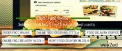 Online Food Delivery in Delhi-Foodbhandar
