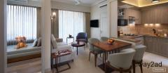 2BHK With Study Room Residential Floors Sohna By Crentral Park