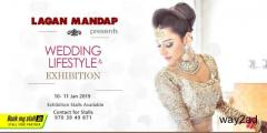 Lagan Mandap Wedding and Lifestyle Exhibition at Jaipur - BookMyStall
