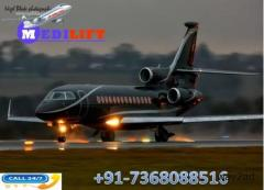 Avail Advanced Medical Support Air Ambulance service in Dimapur