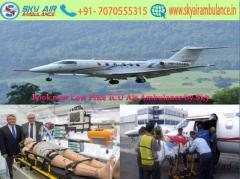 Book ICU Patient Shifting by Sky Air Ambulance Service in Kozhikode