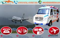 Best and Affordable Vedanta Air Ambulance Service in Jabalpur is Available Now