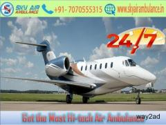 Avail the Most Excellent Air Ambulance Service in Delhi and Patna