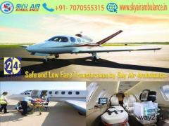 Trustworthy Patient Shifting in Darbhanga by Sky Air Ambulance