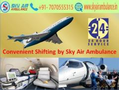 More Comfortable Transportation in Shillong by Sky Air Ambulance