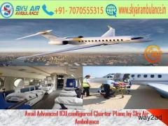 Best Reallocation Service in Jaipur Sky Air Ambulance