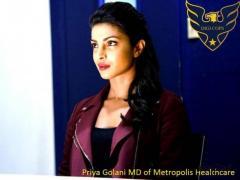 Priya Golani MD of Metropolis Healthcare