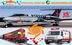 Hire the Cost-Effective Air Ambulance from Patna