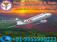 The Top Class Facilities Available Air Ambulance Services in Chandigarh by Panchmukhi
