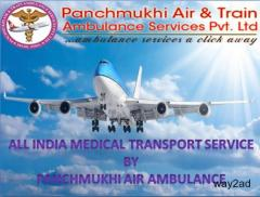 The Low Cost Emergency Charter Air Ambulance Service in Dehradun