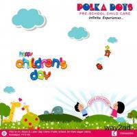 Polka dots Best Preschool in Kondapur, Hyderabad