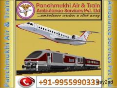 The People Most Trusted Air Ambulance Service in Goa by Panchmukhi