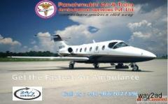 Most Convenient Air and Train Ambulance Services in Kolkata by Panchmukhi