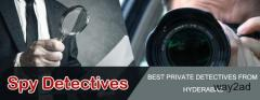Top Detective Agencies & Private Investigators Company in Hyderabad