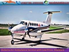 Responsible Service by Vedanta Air Ambulance Service in Chennai