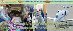 Get an Advanced Medical Support Charter Air Ambulance Service in Guwahati