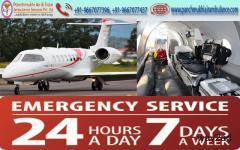 Get an Advanced Medical ICU Facility with Air and Train Ambulance in Guwahati