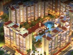 1 BHK Service Apartment Fully Furnished With Luxury Amenities