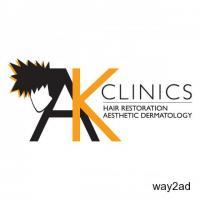AK clinics hair transplant Delhi