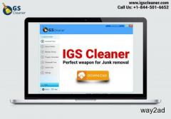 Download the Best Computer Cleaner - IGS Cleaner