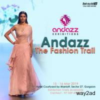 Andazz The Fashion Trail @ Gurgaon - BookMyStall