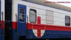 Hi Tech ICU Train Ambulance in Ranchi