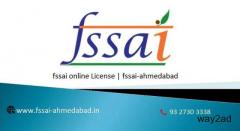 fssai online License | fssai-ahmedabad