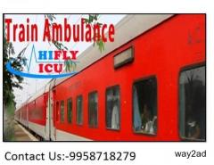 Hifly ICU Train Ambulance in Mumbai At a very Low Price