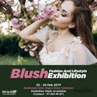 Blush Fashion And Lifestyle Exhibition at Dehradun - BookMyStall