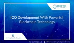 Crypto App Factory ICO Software Development Using Blockchain Technology in India