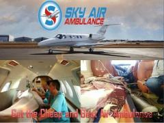 Utilize Medical Emergency Air Ambulance in Raipur