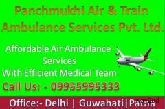 Get India's Most Comfortable Air and Train Ambulance in Kolkata