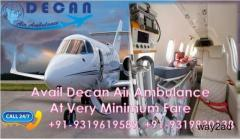 Availability to Air Ambulance in Bagdogra with 24-hours Top-notch Medical Aid