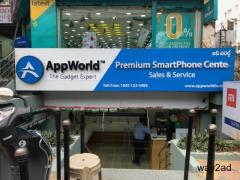 Best Mobile Repair Center in Attapur   AppWorld 18001234488
