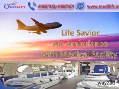 Take Top-Level Air Ambulance Service in Hyderabad