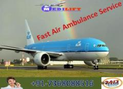 Hire Cheap and Secure Air Ambulance Service in Goa