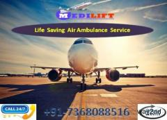 Take Finest and Low-Price Air Ambulance Service in Kharagpur