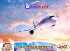 Get Safe and Fast Air Ambulance Service in Kozhikode