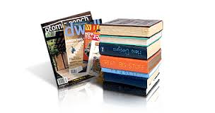 Books - Magazines