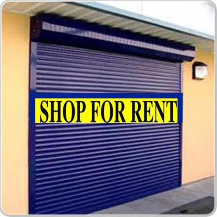 Shops for Rent - Sale