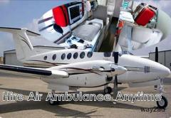 Avail the Air Ambulance in Dimapur at Low Cost
