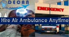 Undisturbed Patient Transit with Air Ambulance in Siliguri Supporting 24-hour Medical Consistency