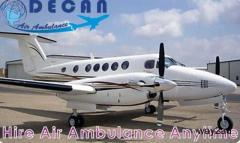 Avail Cost-effective Air Ambulance in Dibrugarh with Continuous Medicinal Assistance