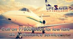 The Versatile Air Ambulance in Dimapur for Comfortable Patient Transfer