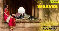 The Weaves Premium Exhibition in Kolkata - BookMyStall