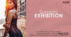 Surabhi Exhibitions at Goa - BookMyStall