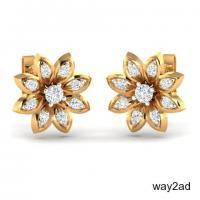 Buy Diamond Earrings Online | Buy Cherishable Earrings